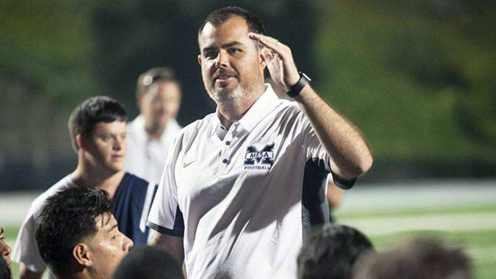 Newport Harbor Hires Peter Lofthouse as New Football Coach