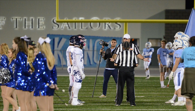 Sailors Fall to CdM in Record-Setting Battle of the Bay